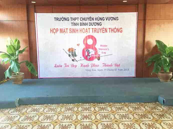 Trường THPT Chuyên Hùng Vương