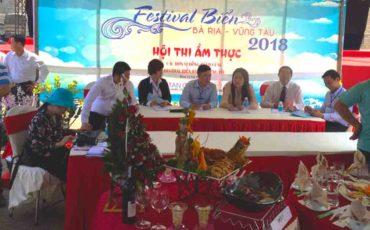 Hội thi ẩm thực Festival