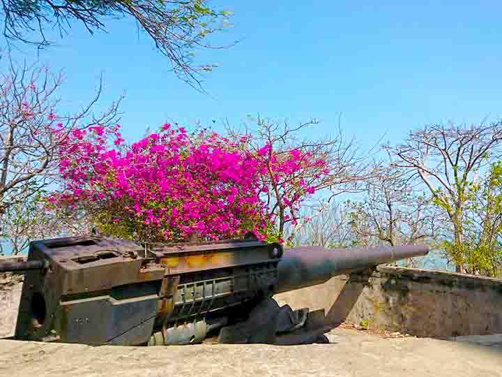 Địa pháo cổ Vũng Tàu