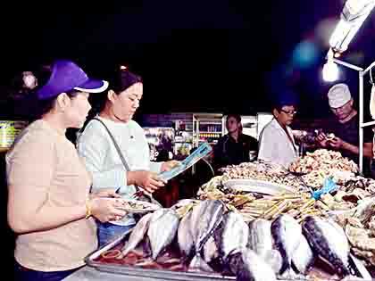ẩm thực Long Hải