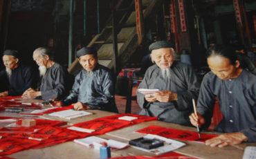 Lễ hội trùng cửu - Long Sơn